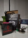 cachimba y pack completo. - foto