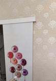 Decoración vertical pared - foto