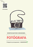 Se ofrece fotÓgrafa econÓmica - foto