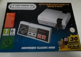Nintendo Nes Classic mini + 30juegos - foto