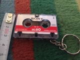 Llavero cassette - foto