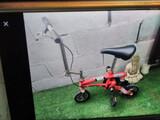 Bicicleta acrobática para espectáculos c - foto