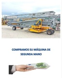 COMPRAMOS GRUAS AUTOMONTANTES - foto