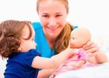 Cuidado de Niños, Mayores y Dependientes - foto
