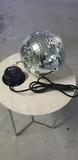 2 Bolas de discoteca giratorias - foto