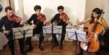 violinista. en su evento - foto