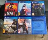 Pack de 6 juegos PS4 - foto