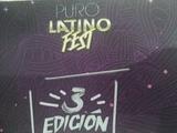 Abonos Oros Puro Latino 2021 - foto