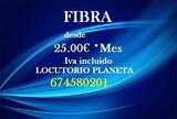 FIBRA Y LINEAS MOVILES - foto