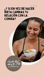 Cambia tu relación con la comida 25% 1ªC - foto