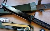 Cuchillo Aitor Jungle king 1 - Negro - foto