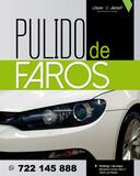 PULIDO DE FAROS  - foto
