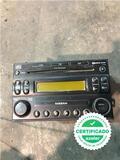 RADIO / CD Nissan navara 3 iii pick up - foto