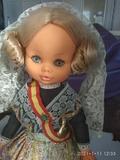 Muñeca fallera tipo Nancy - foto