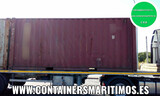 CONTAINERS MARITIMOS 1350 EUROS 6 METRS - foto