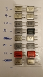 Cristales Cuarzo walkies CB-27MHz - foto