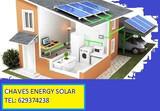 Electricidad con placas solares, Lleida - foto