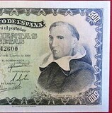 Billete 500 Ptas. 1946 - foto