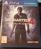 Uncharted 4 playstation 4 - foto