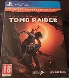 tomb raider shadow playstation 4 - foto