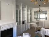 lacados de puertas y muebles al horno - foto