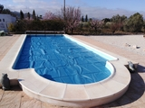 mantas térmicas para piscina - foto