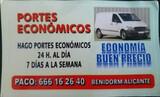 PORTES ECONÓMICOS - foto