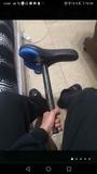 sillín de bici - foto