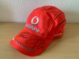 Gorra F1 Firmada - foto