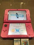 Nintendo 3ds xl + dos juegos - foto
