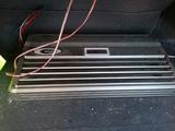 equipo de audio para coche - foto