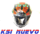 Casco mt helmets skull and roses t/l - foto