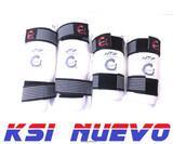 Juego espinilleras doble taekwondo - foto