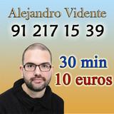 Alejandro Vidente consulta 10 euros - foto