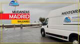 Mudanzas desde Madrid hasta Baleares - foto