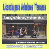 Licencia para veladores / Terrazas - foto