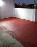 Pintor suelos hormigón  - foto
