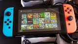 Nintendo switch+ de 20 juegos kon h ack - foto