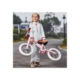 Bicicleta de Equilibrio Sin Pedales Rosa - foto