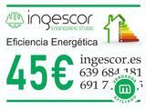 Certificado energetico sevilla 45e - foto