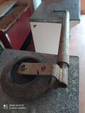 rueda jockey - foto