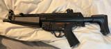 MP5 HECKLER & KOCH - foto