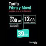 Fibra convergente 500Mb Pequeña Ilim - foto