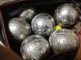 vendo varias bolas de petanca - foto
