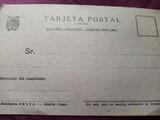 Postal antigua  - foto