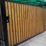 Puertas en hierro - foto