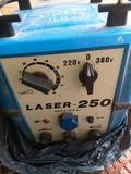 SOLDADOR LASER 250 - foto