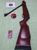 Gamo hunter 440 wt 6,35 (raiz de nogal) - foto