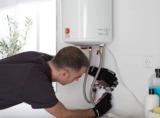 Termos eléctricos Reparación instalación - foto