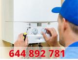 Reparación de calderas de condensación. - foto